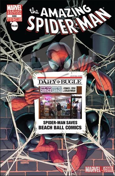 Amazing Spider-Man (1963) 666-ML by Marvel