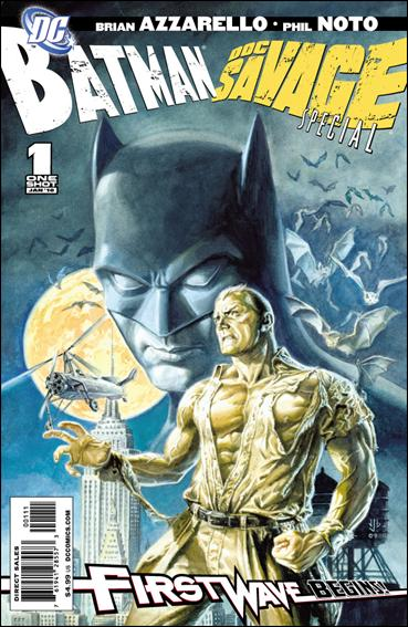Batman/Doc Savage Special 1-A by DC