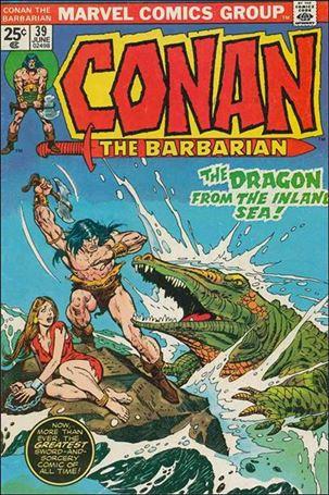Conan the Barbarian (1970) 39-A