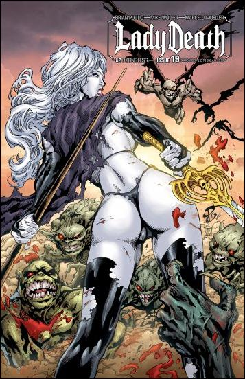 Lady Death (2010) 19-E by Boundless Comics