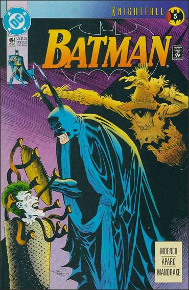 Batman (1940) 494-A by DC
