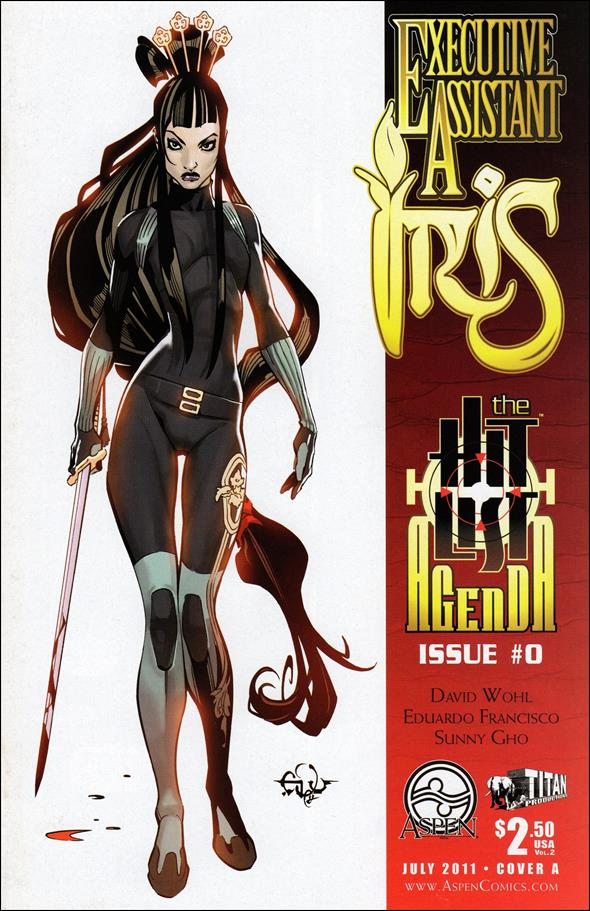 Executive Assistant: Iris (2011) 0-A by Aspen