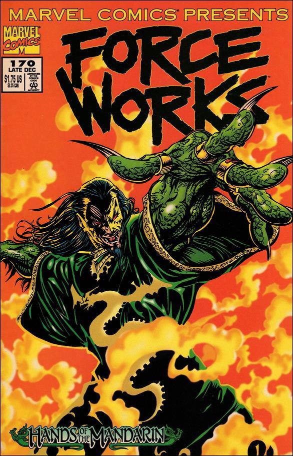 Marvel Comics Presents (1988) 170-A by Marvel
