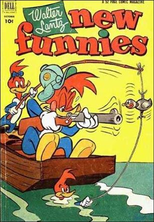 Walter Lantz New Funnies 188-A