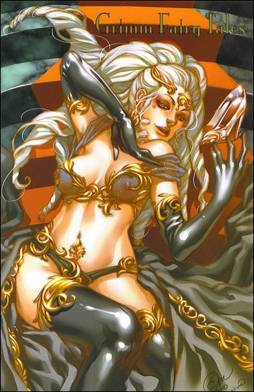 Grimm Fairy Tales (2005) 2-G by Zenescope Entertainment