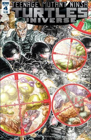 Teenage Mutant Ninja Turtles Universe 4-A