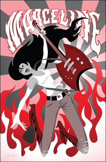 Adventure Time: Marceline and the Scream Queens 1-E by Kaboom!
