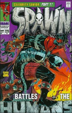 Spawn 229-A by Image