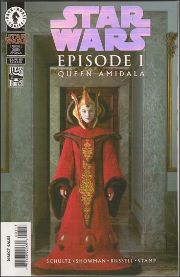 Star Wars: Episode I Queen Amidala nn-C by Dark Horse