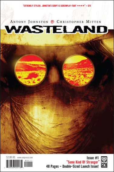 Wasteland (2006) 1-A by Oni Press