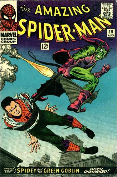 Amazing Spider-Man (1963) 39-A by Marvel