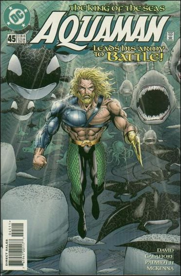 Aquaman (1994) 45-A by DC