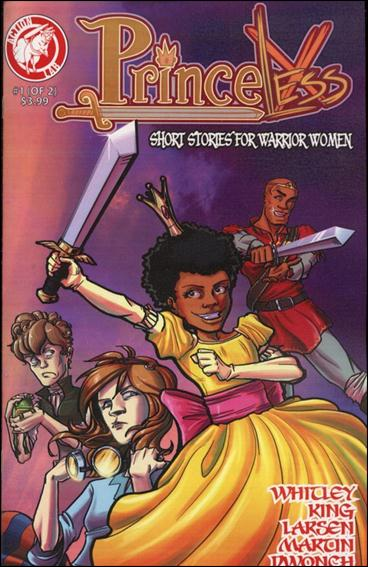 Princeless: Short Stories For Warrior Women 1-A by Action Lab Entertainment