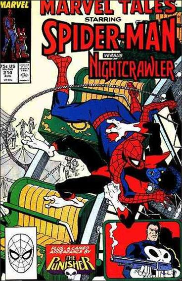 Marvel Tales (1966) 214-A by Marvel