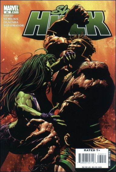 She-Hulk (2005) 30-A by Marvel