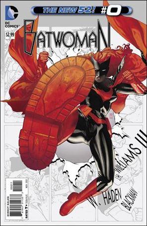 Batwoman '0'-A