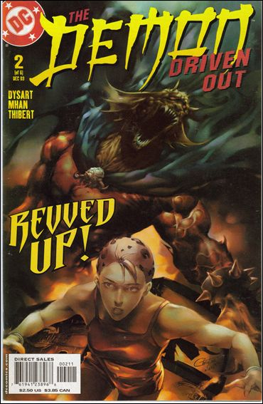 Demon: Driven Out 2-A by DC