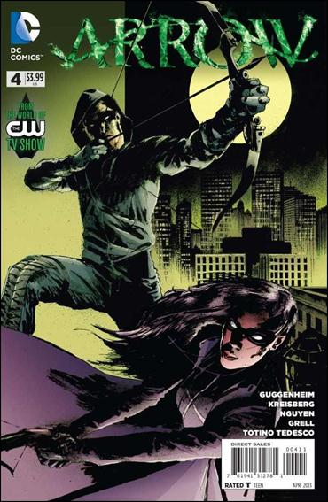 Arrow (2013) 4-A by DC