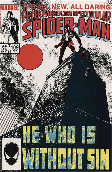 Spectacular Spider-Man (1976) 109-A by Marvel