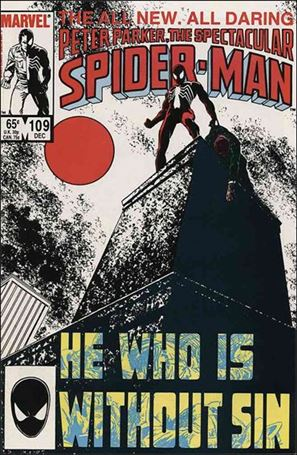 Spectacular Spider-Man (1976) 109-A