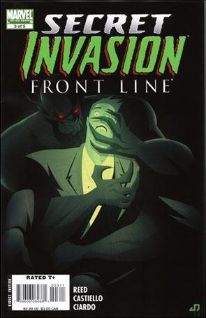 Secret Invasion: Front Line 3-A