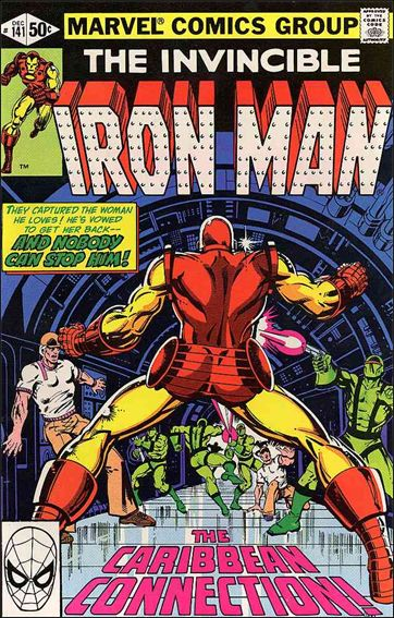 Iron Man (1968) 141-A by Marvel