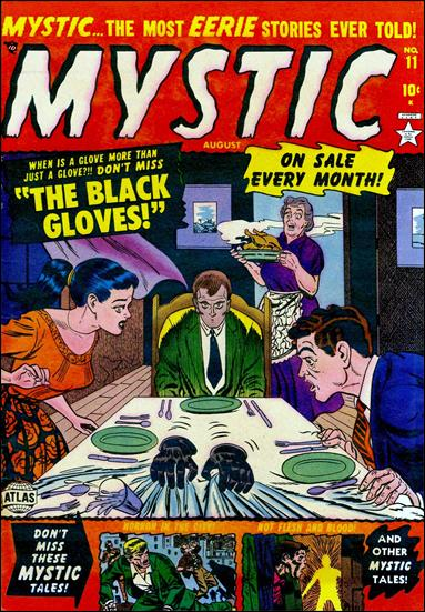 Mystic (1951) 11-A by Atlas