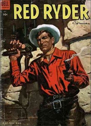 Red Ryder Comics 123-A