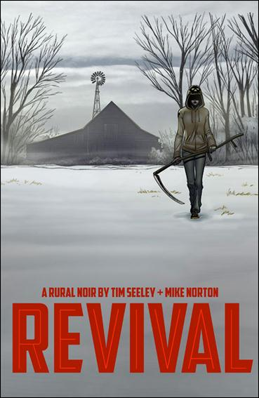 Revival 1-A by Image