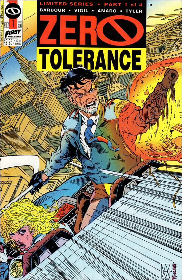 Zero Tolerance 1-A by First