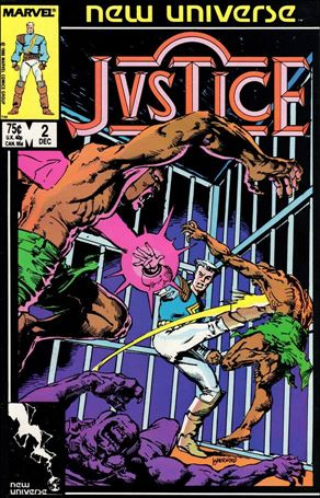 Justice (1986) 2-A