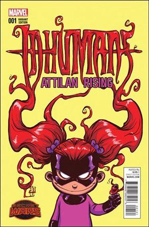 Inhumans: Attilan Rising 1-D