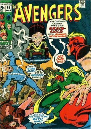 Avengers (1963) 86-A