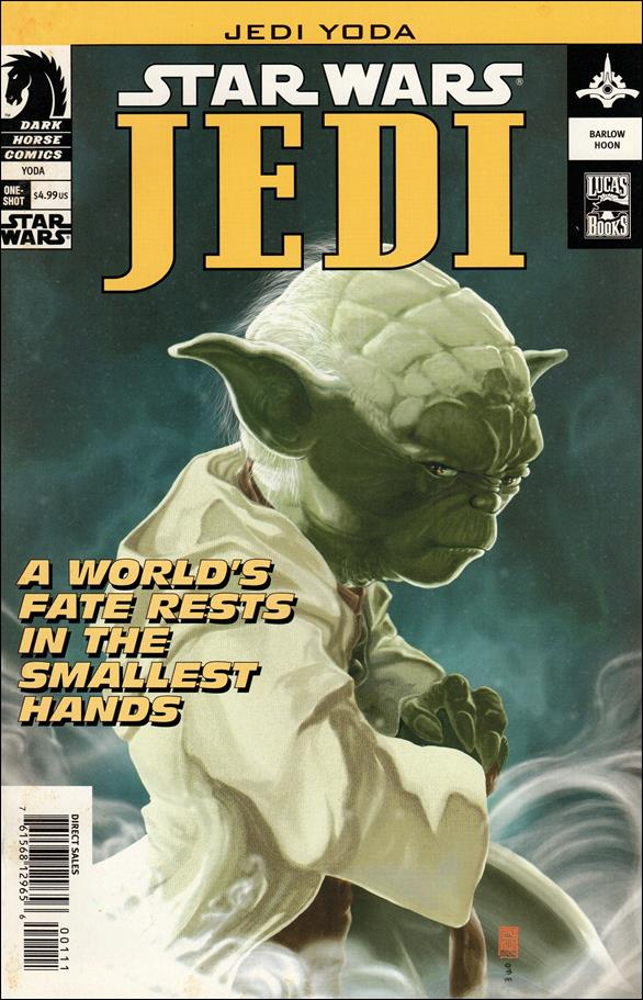 Star Wars: Jedi - Yoda nn-A by Dark Horse