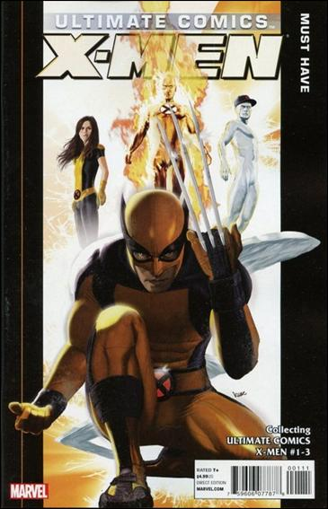 Ultimate Comics X-Men Must Have nn-A by Marvel