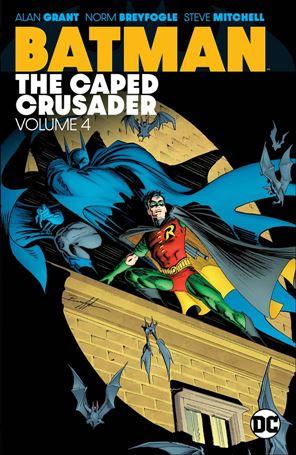 Batman: The Caped Crusader 4-A