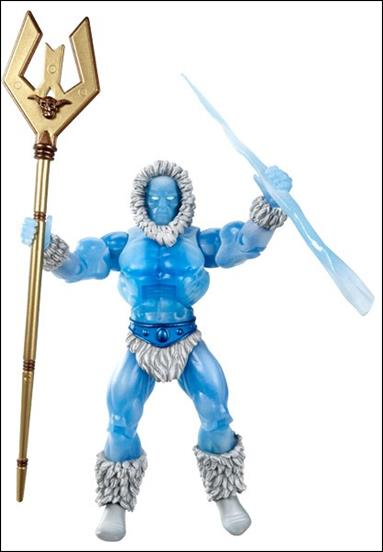 Masters of the Universe Classics Icer Loose by Mattel