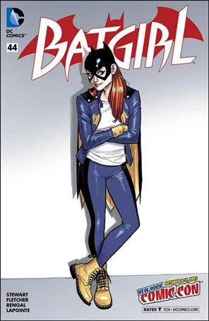 Batgirl (2011) 44-B
