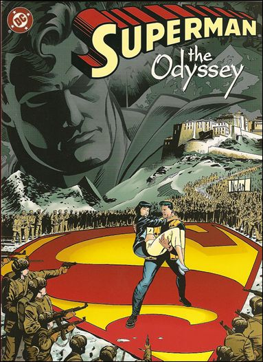 Superman: The Odyssey 1-A by DC