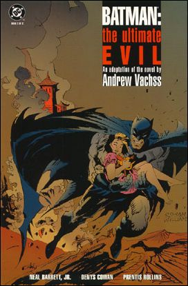 Batman: The Ultimate Evil 2-A by DC