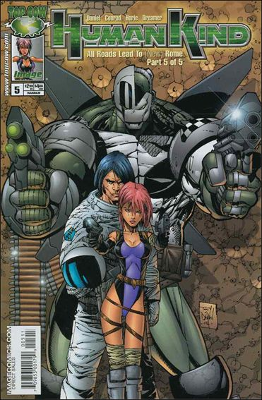 Humankind 5-A by Top Cow