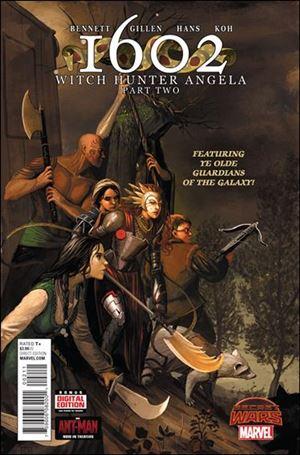 1602 Witch Hunter Angela 2-A