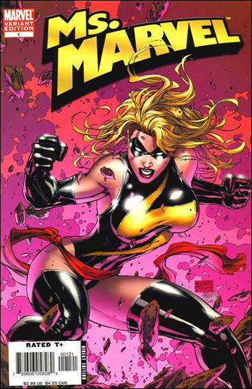 Ms. Marvel (2006) 1-B by Marvel