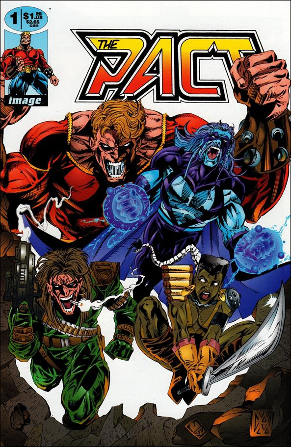 Pact (1994) 1-A by Image