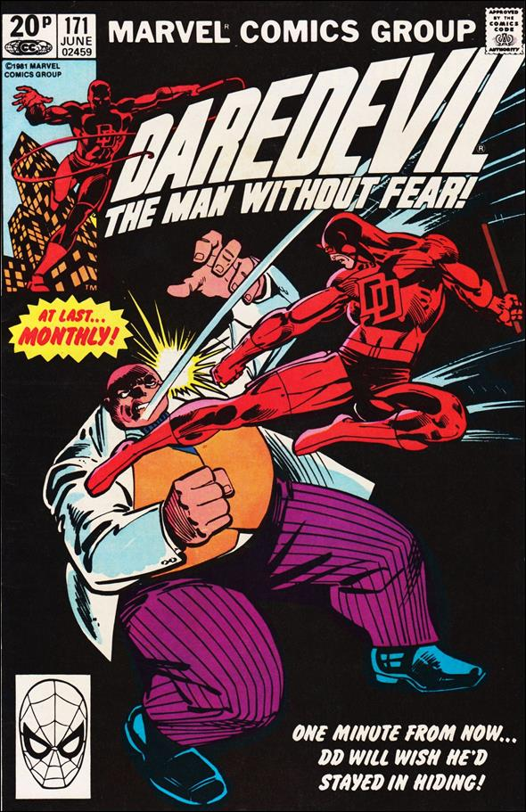 Daredevil (1964) 171-B by Marvel