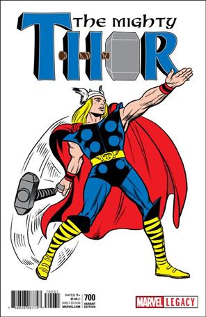 Mighty Thor (2016) 700-G