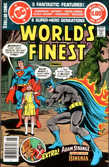 World's Finest Comics 262-A by DC