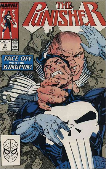 Punisher (1987) 18-A by Marvel