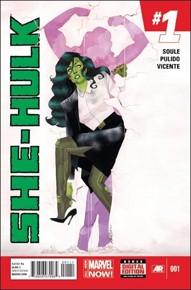 She-Hulk (2014) 1-A by Marvel
