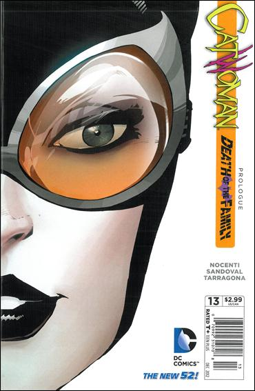 Catwoman (2011) 13-B by DC